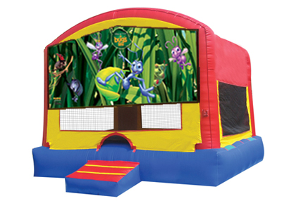 A Bugs Life Bounce House Rental