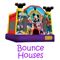 Bouce House Party Rental