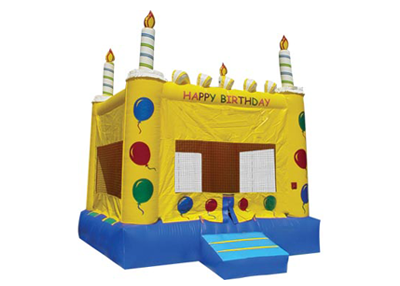 Cake Bounce House Rental