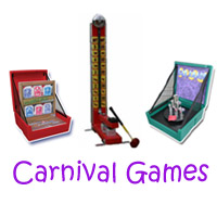 hollywood Carnival Game Rentals