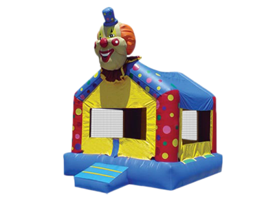 Clown Bounce House Rental