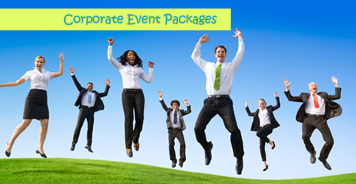 corporate event packages