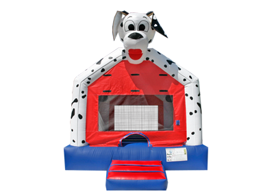 Dalmatian Bounce House Rental