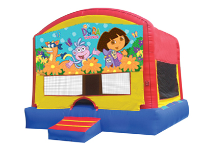 Dora bounce house rental