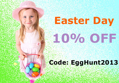 easter day party rental discount