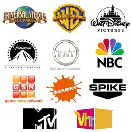 Entertainment Industry Clients of Magic Jump Rentals
