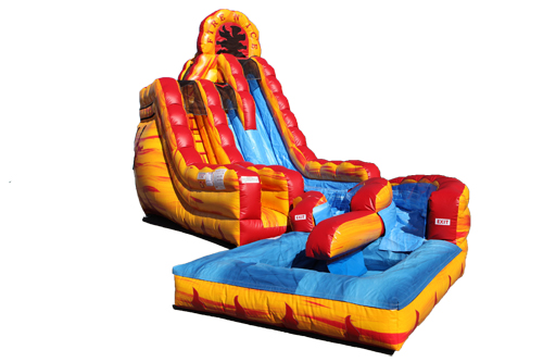 Fire n Ice Waterslide Rental
