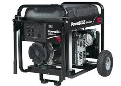 PowerBoss 7000 Generator Rental