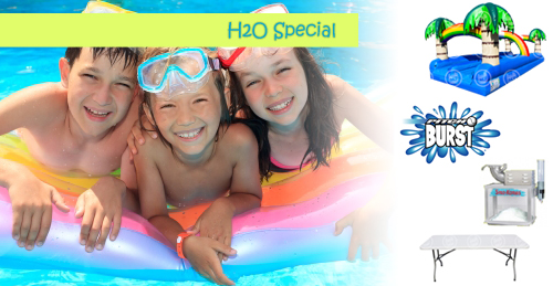 h20 party package