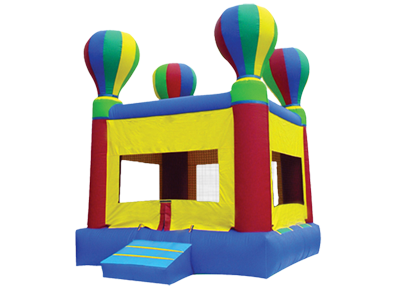 Hot Air Balloon Bouncer Rental