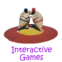 Interactive Games Party Rental
