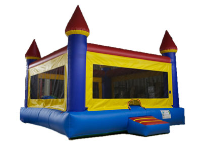 Jumbo Castle Bouncer