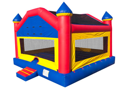 bounce house, inflatable game, large bouncer