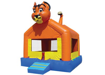 Lion Bounce House Rental