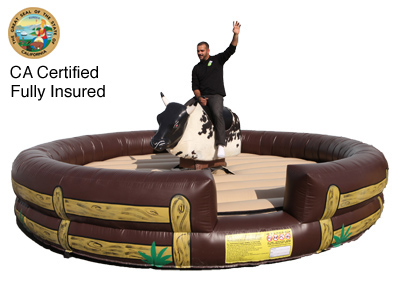 Mechanical Bull Rental, Los Angeles Mechanical Bull