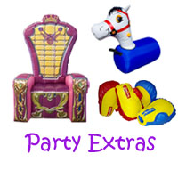 Hacienda Heights party rentals