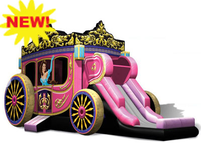 princess carriage rental