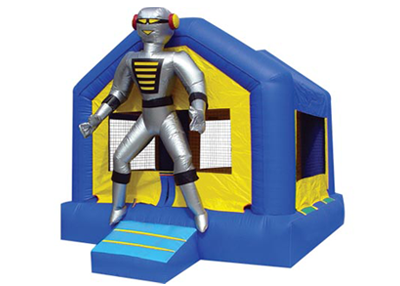 Robo Ranger Bouncer Rental