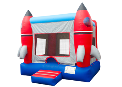 Spaceship Bouncer Rental