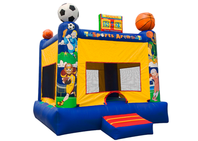 Small Sports Bouncer