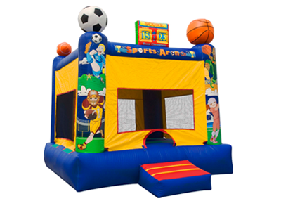 Sports Arena Bouncer Rental
