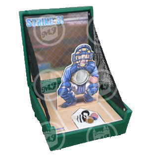 Strike 3 Carnival Game Rental