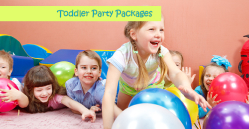 toddler party packages