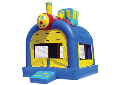 Train Bounce House Rental
