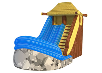 Tree House Water Slide