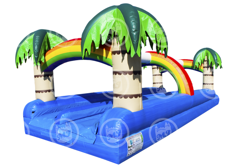 Tropical Dual Slip and Slide Rental