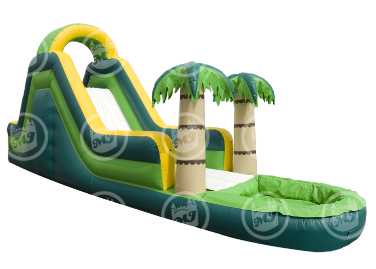 Tropical Waterslide Rental