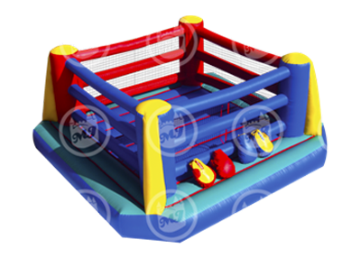 ultimate boxing ring