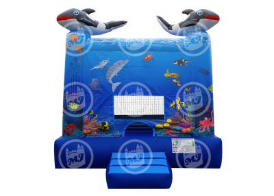 Under the Sea Bouncer Rental