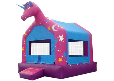 Unicorn Bounce House Rental