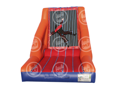 Velcro Wall Interactive Game Rental