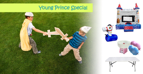Young Prince Package