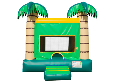 Palm Tree Bouncer Rental