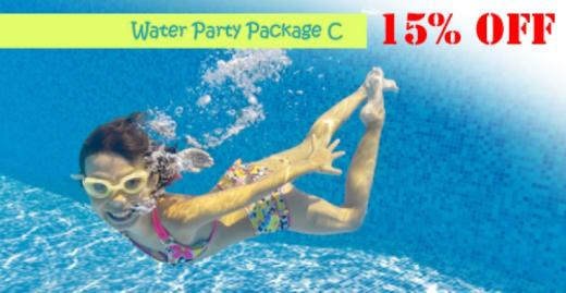 Water Party Package C