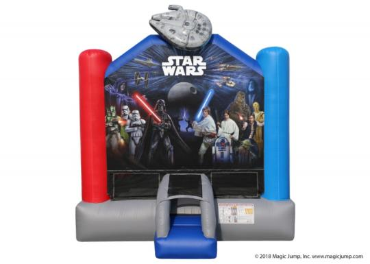 Star Wars Bounce House rental