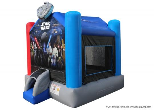 rent Star Wars Bounce House