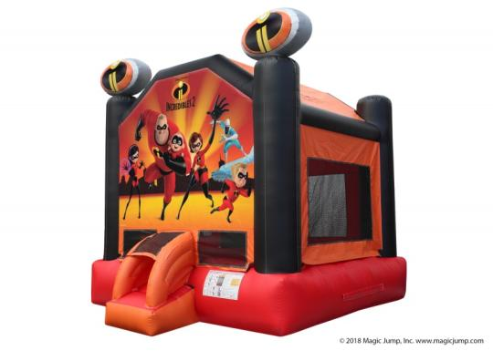Incredibles Bounce House rental