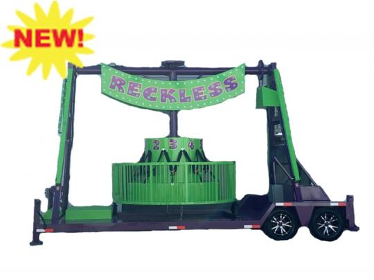 rent Reckless Carnival Ride