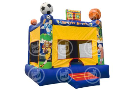 Small Sport Arena Bouncer