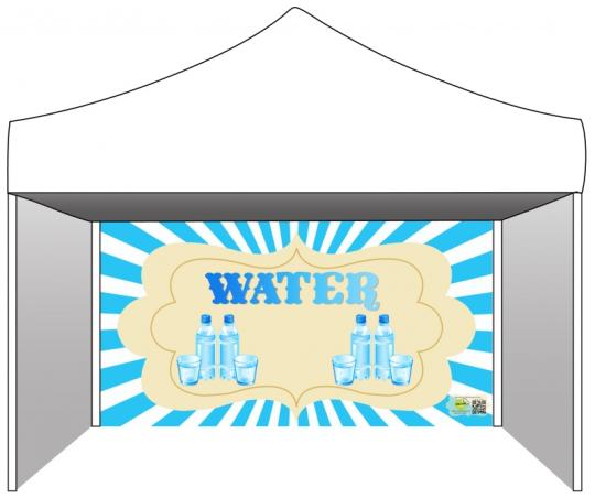 Event Water Booth