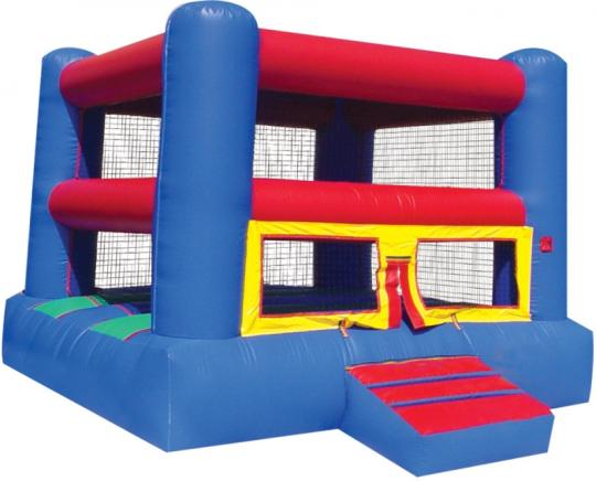 Boxing Ring bouncer, Boxing Ring jumper, Boxing Ring bounce house