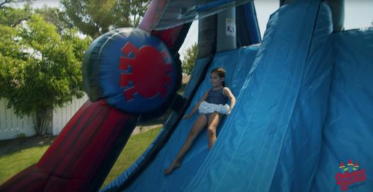 Spiderman Obstacle Course Rental