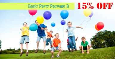 Basic Party Package B