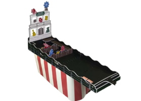 Saloon Shootout Carnival Game