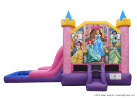 EZ Disney Princess Combo Waterslide