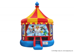 Toy Story 4 Carousel